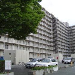 東大阪市中古マンション<小阪パークハイツ2号棟>