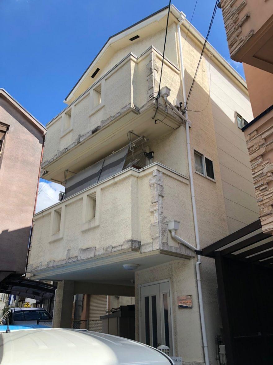 大阪市中古一戸建て