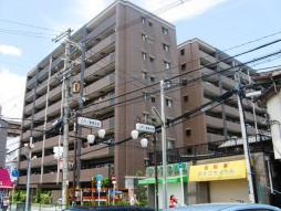 東大阪市中古マンション<グランブルー八戸ノ里>