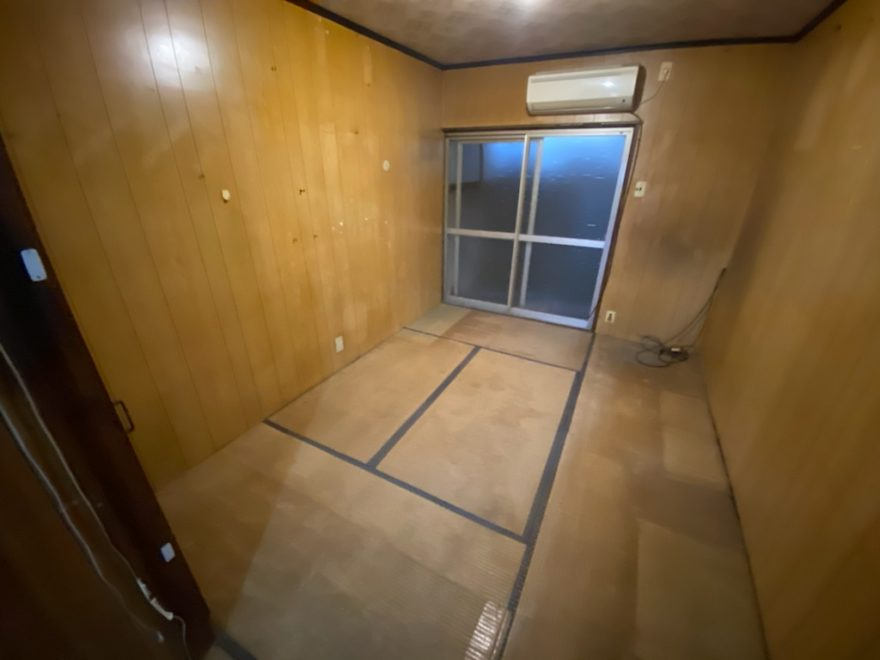 1階洋室和室