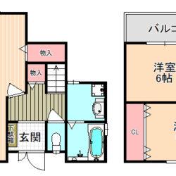 東大阪市新築一戸建て<全5区画分譲★ゆったり間口で日当たり良好です!!駐車2台可能♪>
