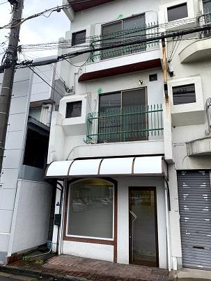 東大阪市店舗付住宅